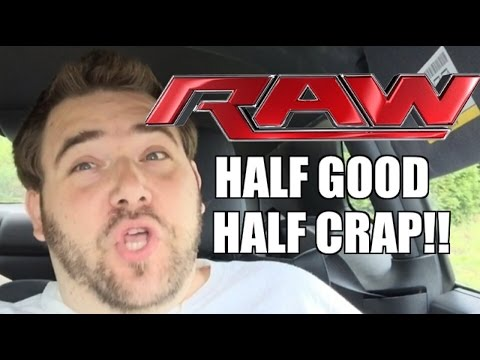WWE RAW REACTION: Brock Lesnar RETURNS! Owens POWERBOMBS MGK! Wyatt PROMO!