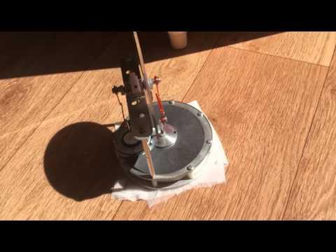 LTD Stirling Engine utilizes solar energy