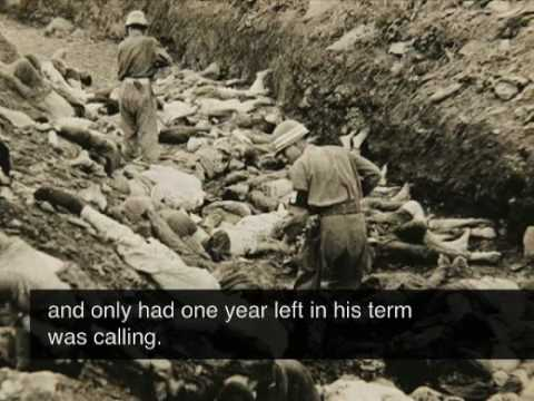 Mass Kilings in Korea: Hidden history of 1950 (1/2) -Bodo League massacre