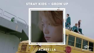 Stray Kids - Grow Up   Acapella