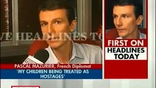 Bangalore child abuse: French diplomat says wife fears kids will reveal truth