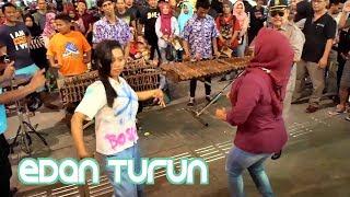 download lagu Edan Turun - Rame Pada Ikut Goyang - Carehal gratis