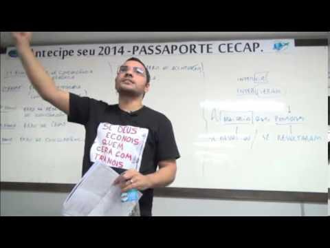 Aulão especial de Língua Portuguesa / Professores: Fernando Pestana e Jean Aquino
