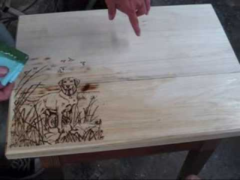 Easy Wood Burning Projects Wooden Pressure Treated Wood Furniture ...