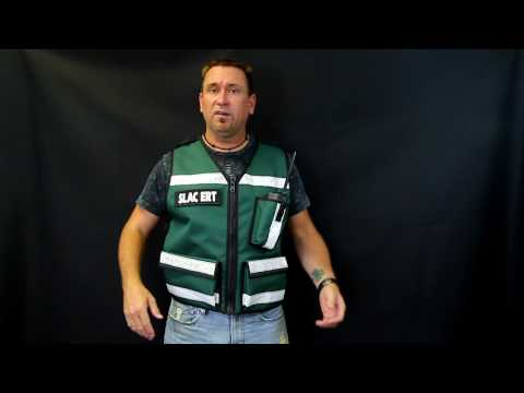 Radio Vest - SLAC ERT   - TheVestGuy.com