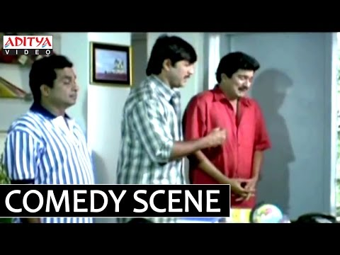 Kshemanga Velli Labanga Randi Comedy Scenes - Giri Babu Comedy