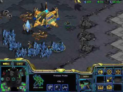 Starcraft White-Ra Армия землян и технологии протоссов [3/3]