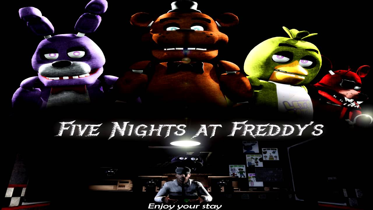 5 nights at freddys song remix