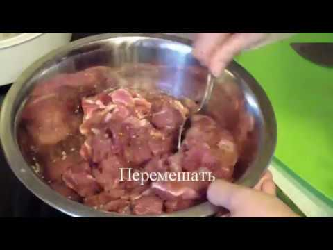 Рецпет. Очень простой рецепт утки тушеной с  капустой в мультиварке