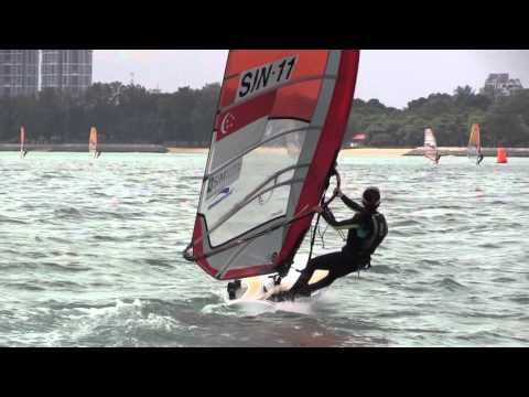 SIM 35th Singapore Open Windsurfing Championship 2016 - Day 1