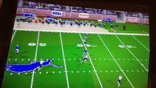 ESPN NFL 2K5- Lions beat Chargers 30-14 in 2004 Preseason Week 1