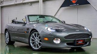 2000 Aston Martin DB7 Volante @MVLleasing.com - Toronto Exotics