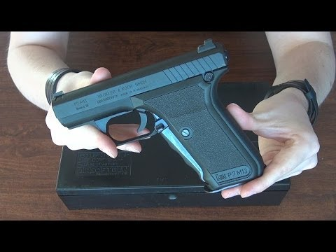 (Airsoft) Unboxing the P7M13 MGC