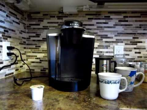 Coffee Maker Quietest : Keurig B60 Sound Comparison Of Loud And Quiet Models How To Make & Do Everything!