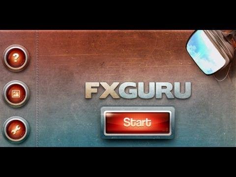 FxGuru iPhone App Review (Demo)