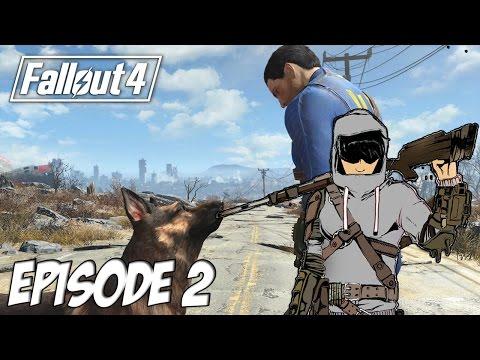 Fallout 4 - L'aventure Radioactive   Mon chien à moi   #2