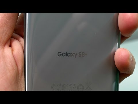 Samsung Galaxy S8 Plus - 72 Hours Later