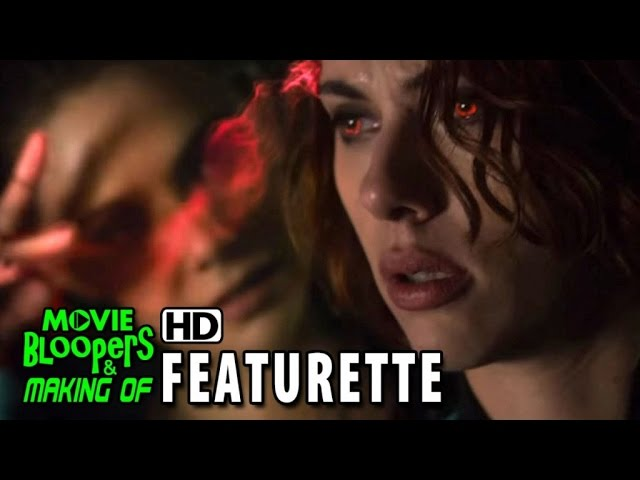 Avengers: Age of Ultron (2015) Featurette - Black Widow and Scarlet Witch
