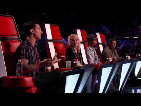 Maiya Sykes | The Voice Premiere