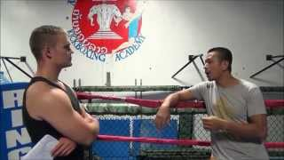 Interview with AK King (Muay Lao) Part 1