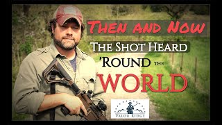 The Shot Heard 39Round the World  Lessons for today from Lexington and Concord