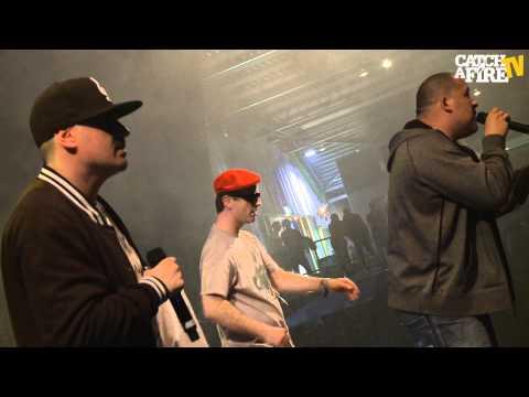 Torch, Toni-l - Wir Waren Mal Stars Live  10 Jahre Catch A Fire Festival 2012 video