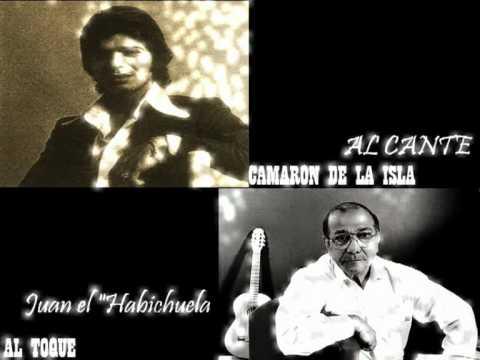 CAMARON Y JUAN HABICHUELA EN LA UNION 1975 - TANGOS / INEDITO