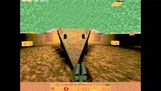 Quake Beta Pre Release 11 Jun 1996 - Alternate Chthon and Final Level