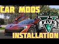 How To Install Car Mods In GTA 5 PC 2017 mp3