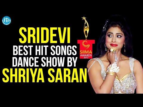 Siima - Sridevi Best Hit Songs Dance Show By Shriya Saran video