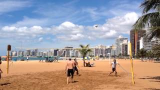 Beach Volleyball With PHC-BR Praia da Costa Brazil