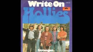 Watch Hollies Stranger video