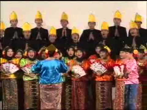 Cientifico Choir - Anging Mamiri video