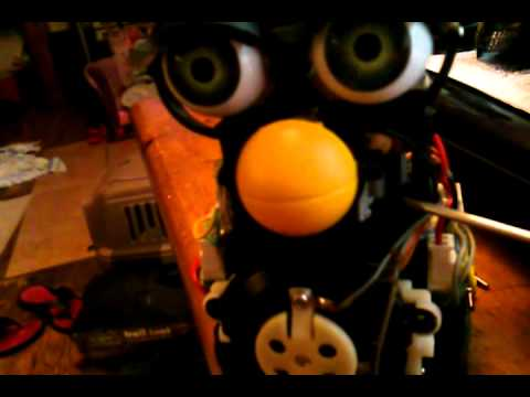 How to fix an older Furby - making funny noises-