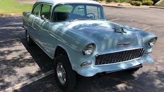 1955 Chevy  Bel Air Post $39,900 Maple Motors