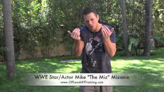 WWE Star/Actor Mike