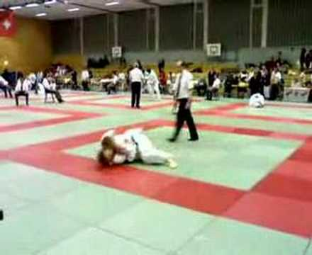 Loss in Germany judo
