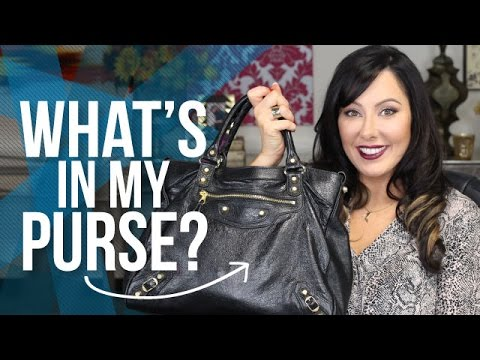 Personal Update + What's in my Purse | Makeup Geek
