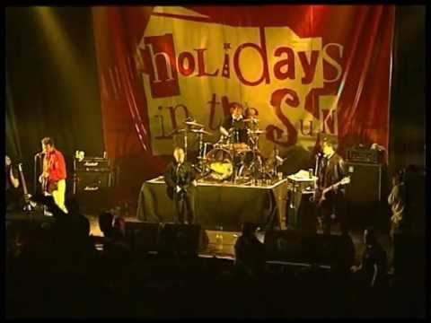 BUZZCOCKS - Boredom - (1996, Winter Gardens, Blackpool, UK)