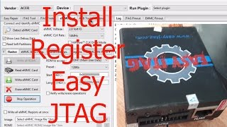 Full Guide: How to Install and Register Easy JTAG Box