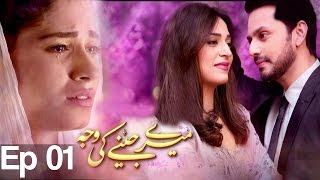 Meray Jeenay Ki Wajah Episode 1>