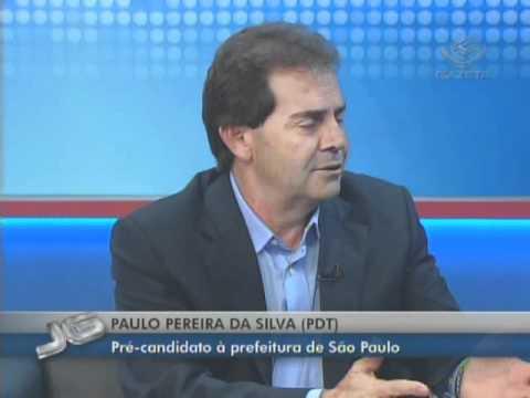 Entrevista: Paulo Pereira da Silva
