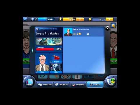 Criminal Case [iPad Gameplay] Level 6 Case 2 - Chap 2 Investigate Market Shelves