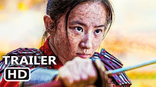 MULAN Trailer # 2 (NEW 2020) Disney Movie HD