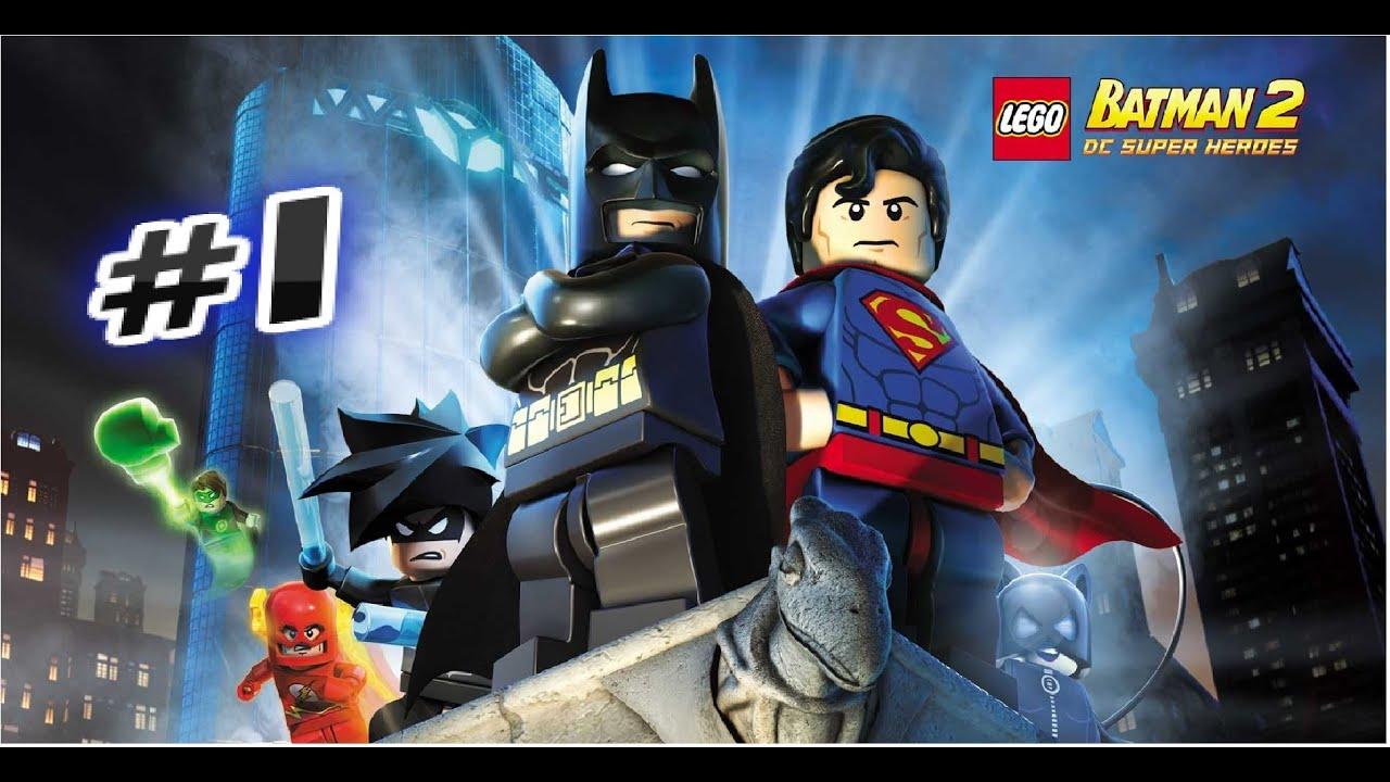 Смотреть лего бэтмен 1 2 фотография