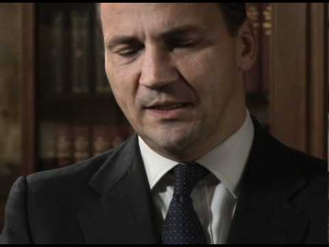 James Chau Interviews... Polish Foreign Minister Radoslaw Sikorski