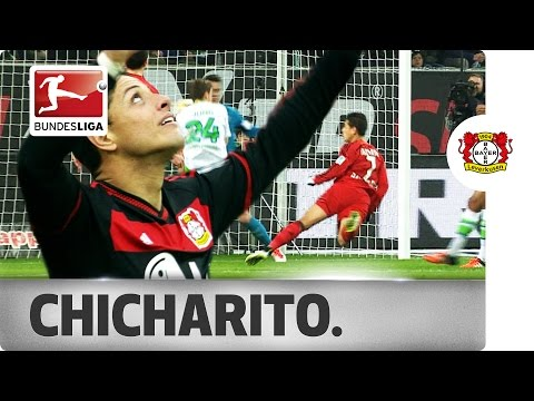 All Goals So Far from Mexican Superstar Chicharito