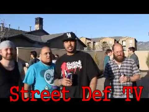 Aggie Radio BBQ NEW  MEMBER FOR TOUR - Street Def TV