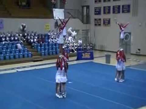 Livingston Central High School KAPOS Region 2 Cheer