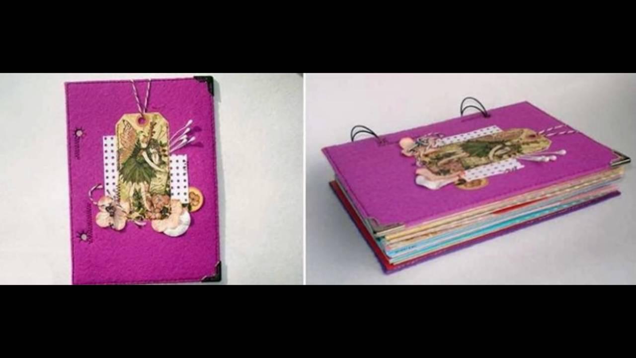 Как сделать дневник для девочек из тетради своими руками 87